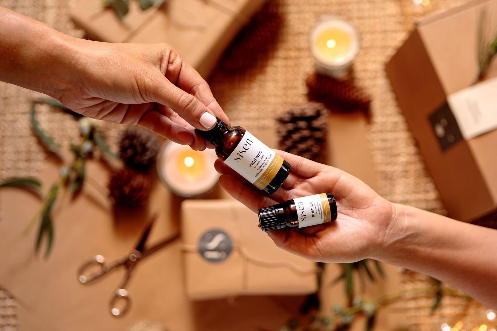 regala aromaterapia navidad