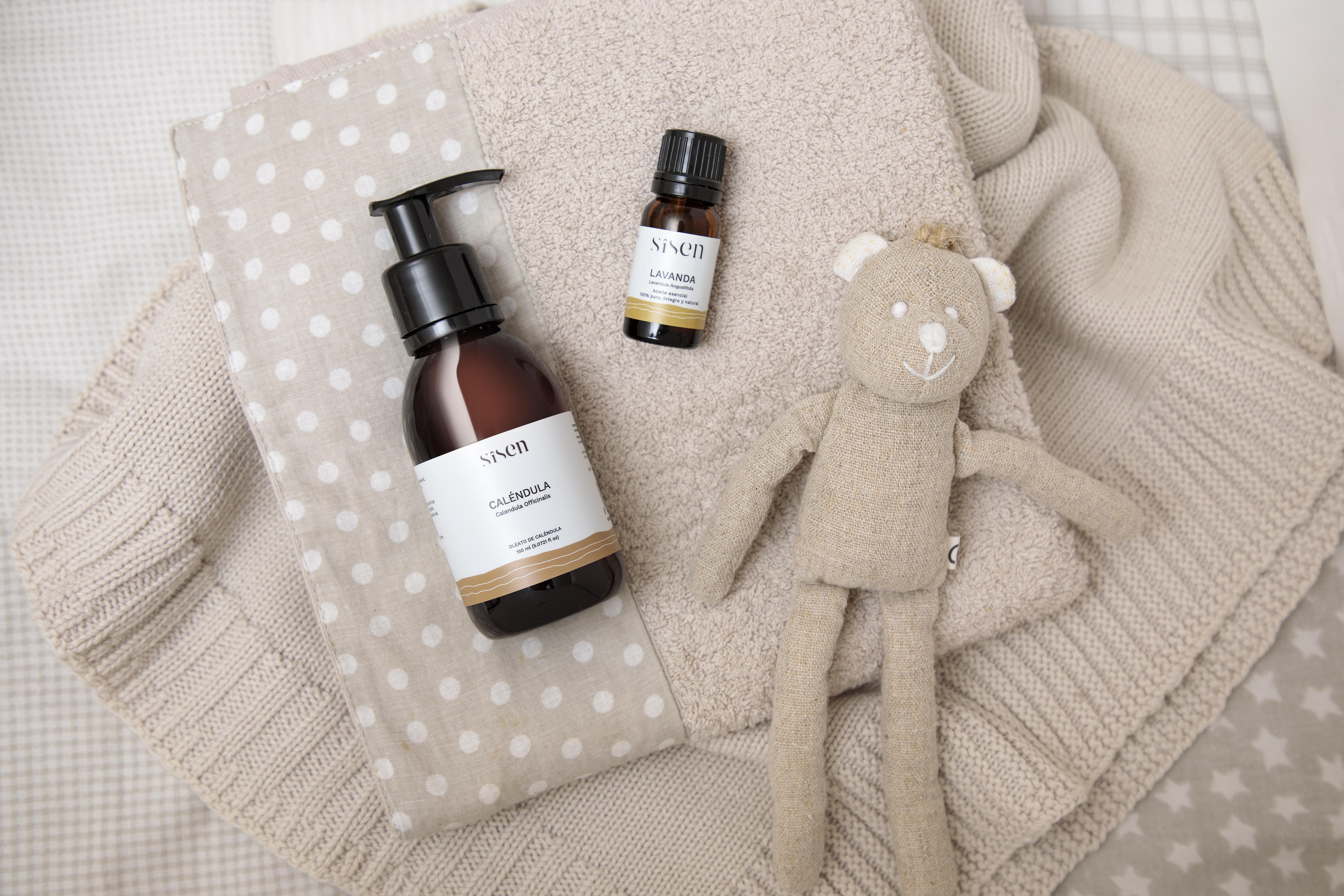 aromaterapia para bebés sisen